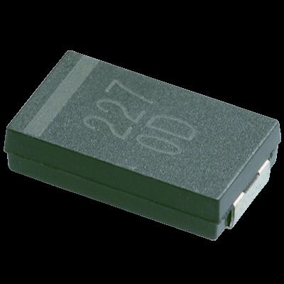 ECAS Series Polymer Aluminum Electrolytic Capacitors